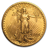 $20 Double Eagles (Saint Gaudens 1907-1933)